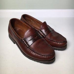 Allen Edmonds Holton Penny Loafer Slip-On Shoes
